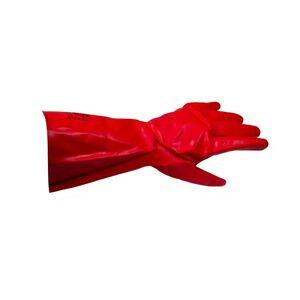 FINIXA  Solvex Κόκκινα Γάντια Νιτριλίου   GLD09