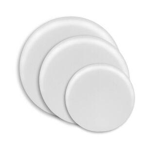 FINIXA  Λευκό Σφουγγάρι  Γυαλίσματος  80/25mm    POP508