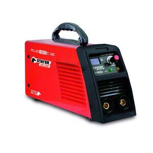 STAYER  Ηλεκτροκόλληση Inverter Ηλεκτροδίου (MMA) 120A PLUS 120BGE σε 12 Άτοκες Δόσεις