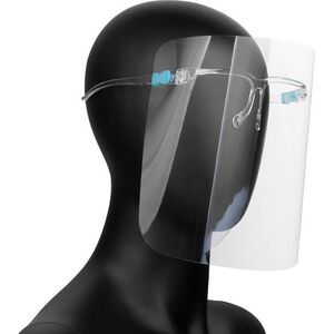 SUPER LIGHT Μάσκα Προσωπίδα με Βάση από Γυαλιά 13335