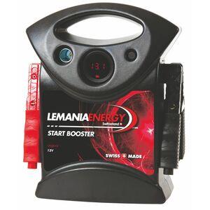LEMANIA  Φορητός Εκκινητής Μπαταρίας Ελβετίας για αυτοκίνητα και ημιφορτηγά   P3 Professional 220300 σε 12 Άτοκες Δόσεις