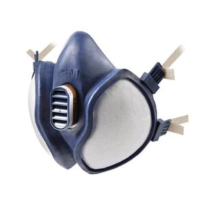3M  Μάσκα Προστασίας Με Ενσωματωμένα Φίλτρα FFABEK1 P3 4279+