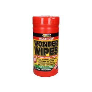 Μαντηλάκια Καθαρισμού  Χεριών WONDER WIPE 80 467442